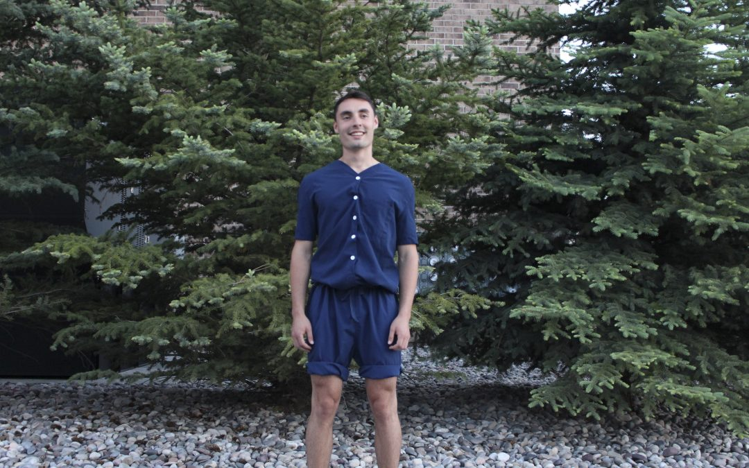 Male rompers: are they coming soon?