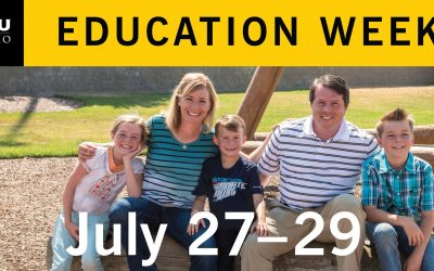 Education Week: Get ready for it