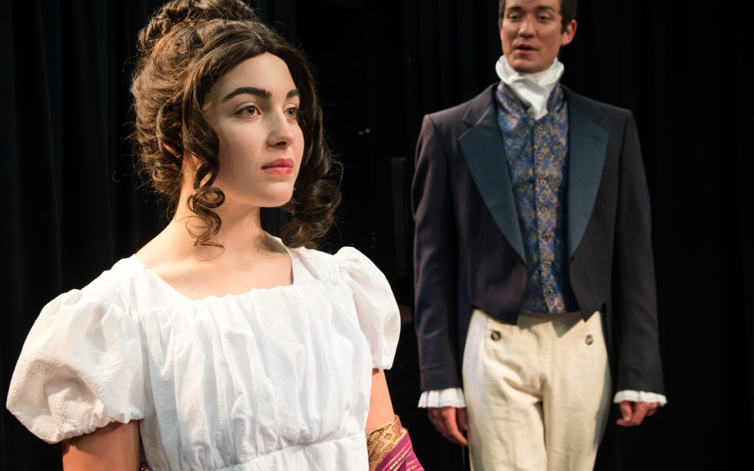 BYU-I Honors Jane Austen's 200th Anniversary of her Death