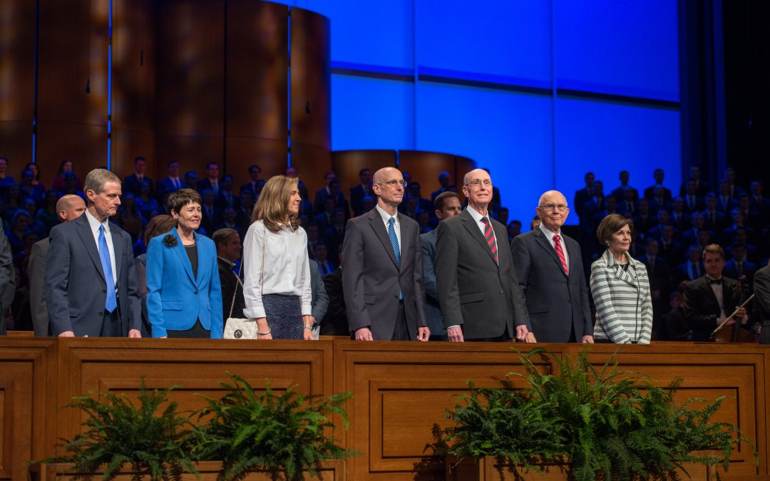 Henry J. Eyring installed as BYU-Idaho's seventeenth president