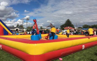 Students and community unite in Experience Rexburg event