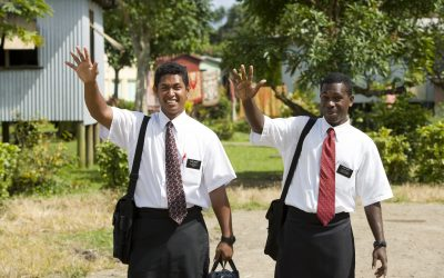 LDS Church invites members to celebrate the priesthood revelation