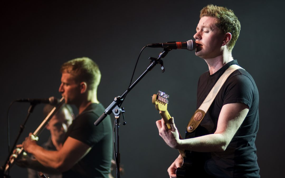 BYU-Idaho gives Skerryvore a rush