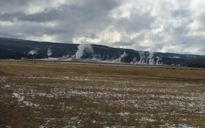 Yellowstone may become the source of the annihilation of the United States