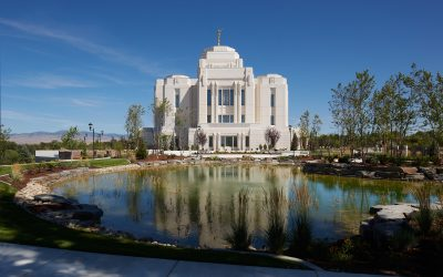 Meridian Temple dedication available to students