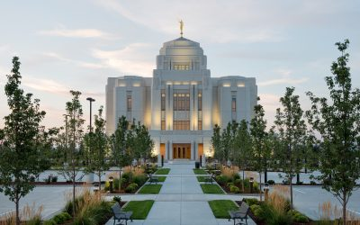 Idaho's Fifth Temple Opens This Saturday