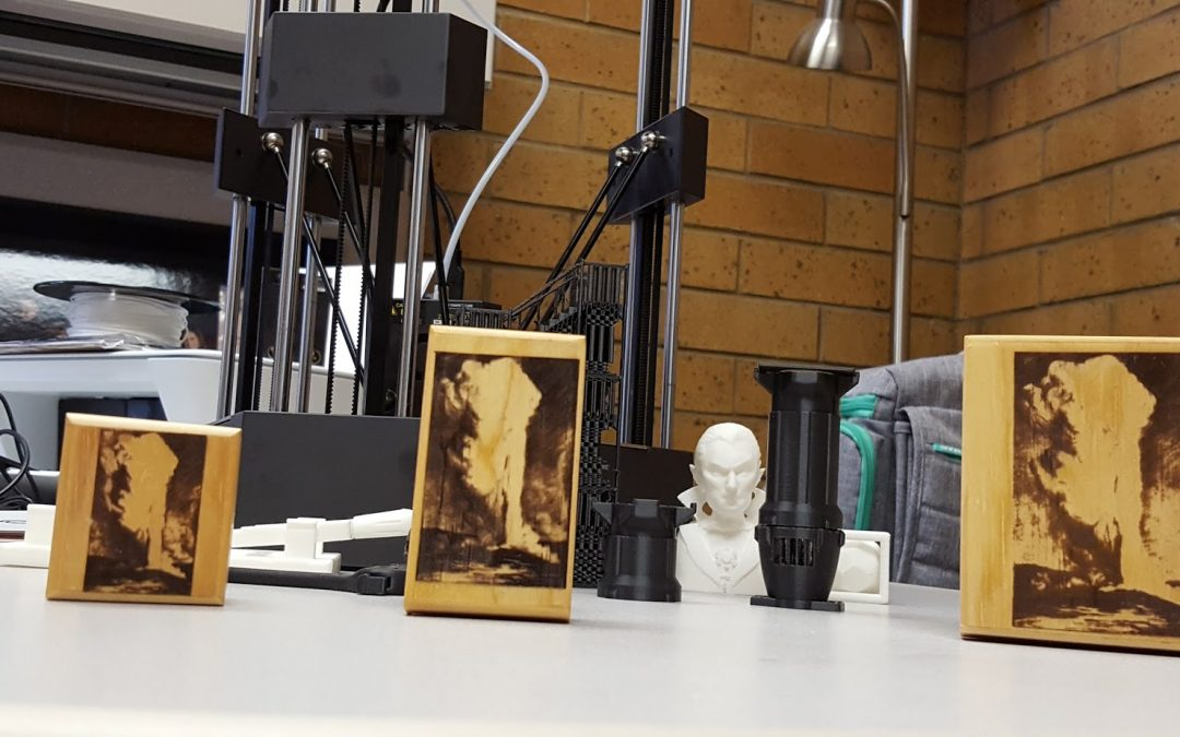 Printing 3-D masterpieces at BYU-I