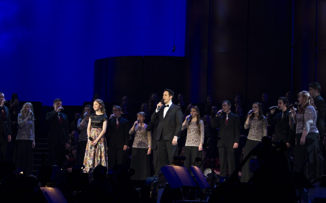 BYU-Idaho Christmas concert brings a spirit of service