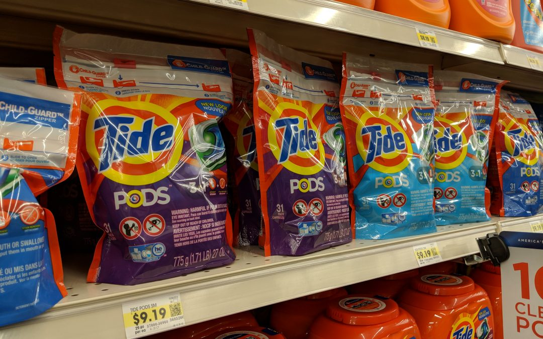Verify: Are Tide PODS being discontinued after Tide POD challenge?