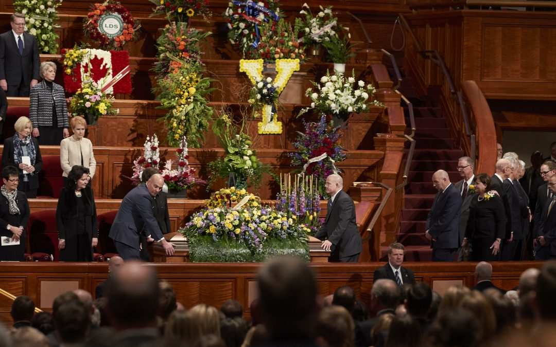 President Thomas S. Monson: A man of love and service