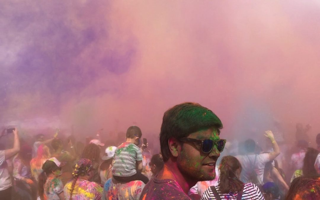WATCH: Chalked Full of Color