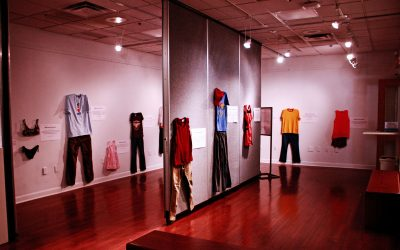 Art exhibit coming to Rexburg to adress myths about sexual assault