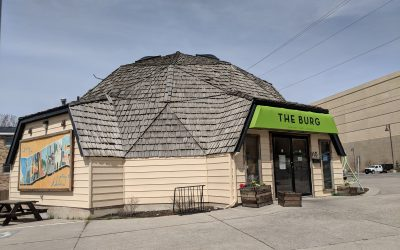 The Burg closes its doors today