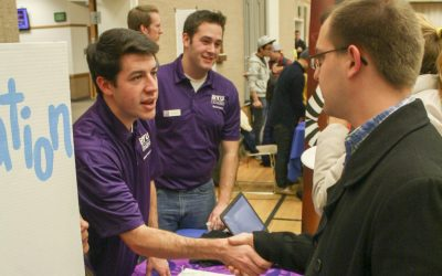 Five places to apply for a job on campus next semester