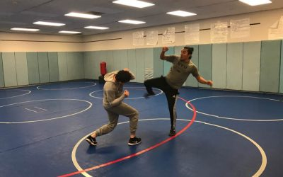 Martial arts activities that pack a punch