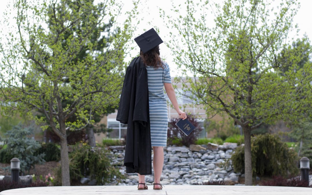 Finishing a bachelor's and finding home: Karly Perez, a non-LDS Pathway graduate
