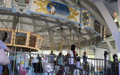 Second annual Carousel Summer Kickoff starts summer off right
