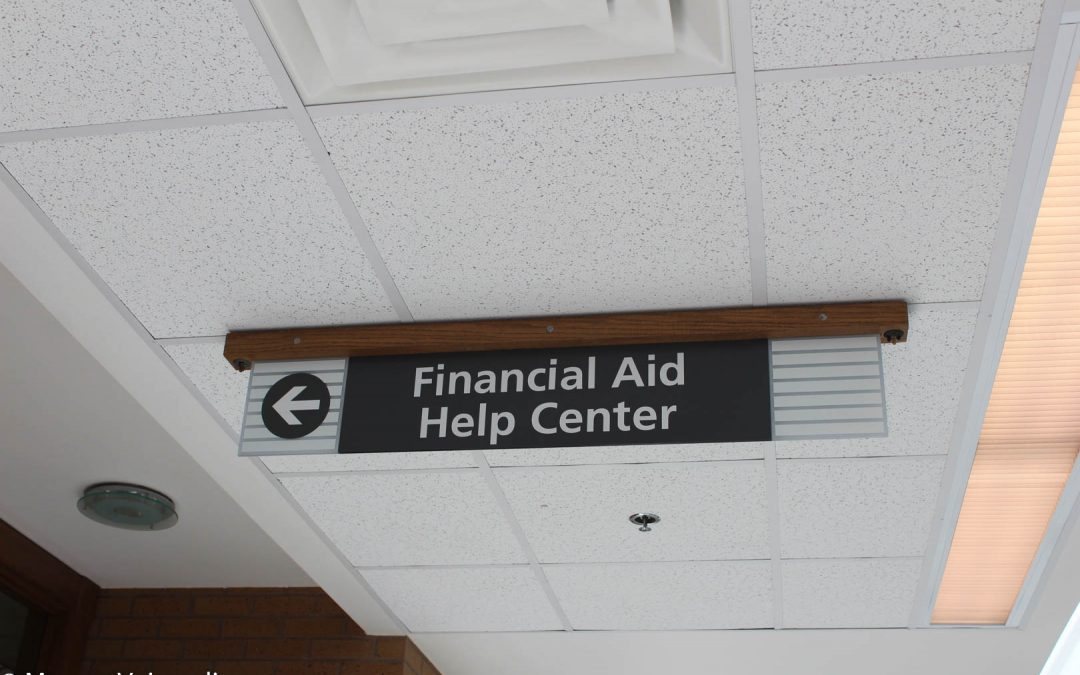Financial Aid Office making changes in scholarship requirements