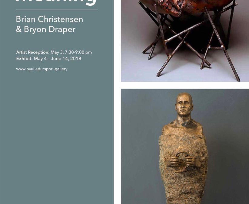 BYU professors bring their figurative sculptures to the Spori