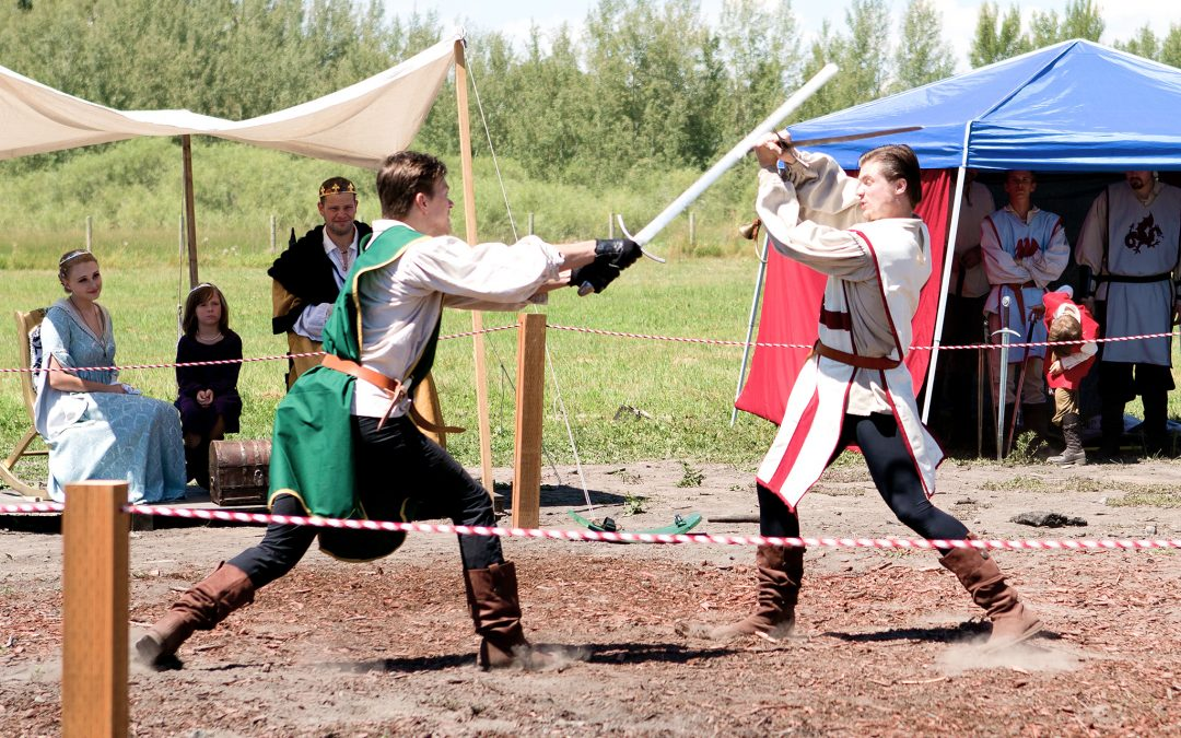 WATCH: Taking a step back in time at the East Idaho Renaissance Faire