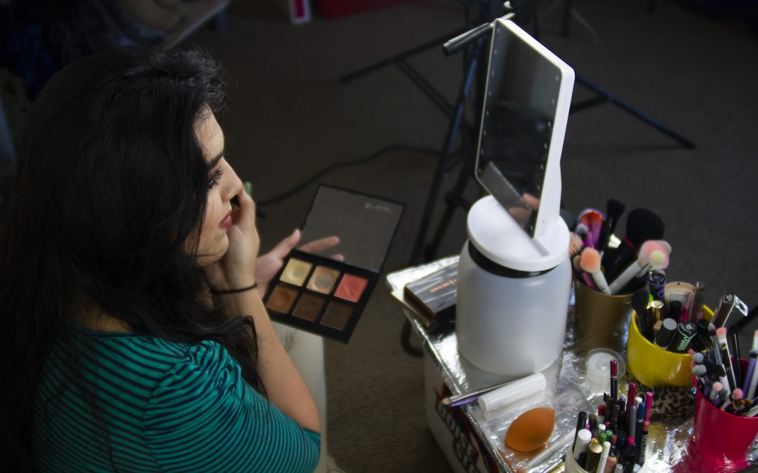 Students of Rexburg: Student creates her own beauty channel