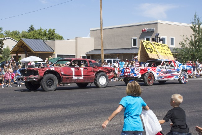 2018 Independence Day Parade celebrates freedom and families