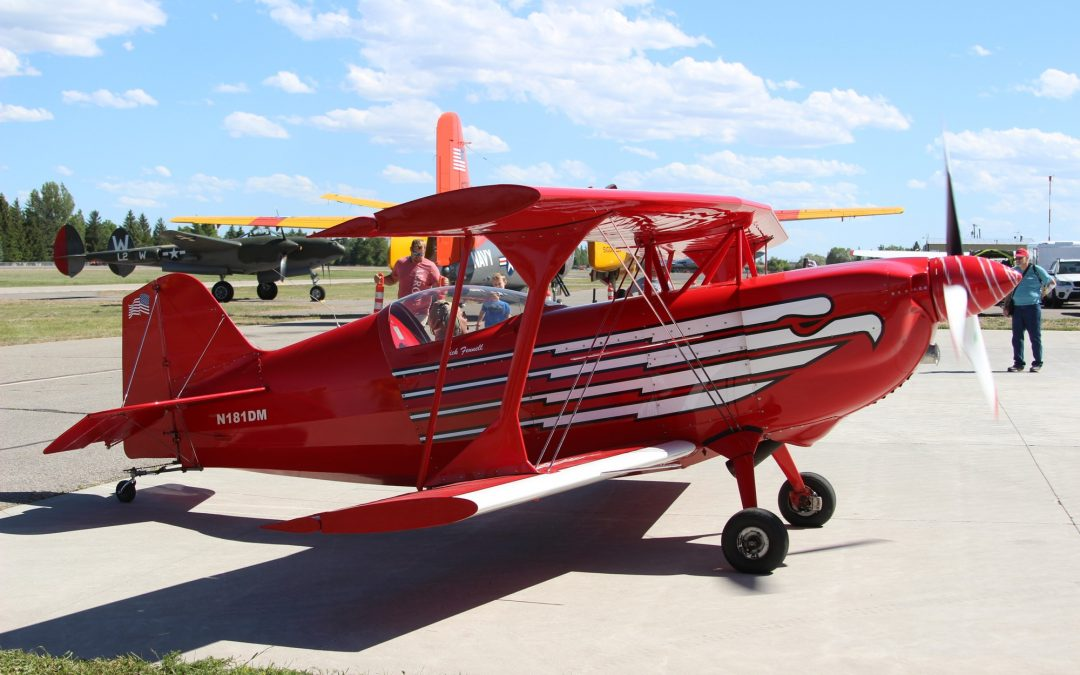Legacy Flight Museum's air show of the year