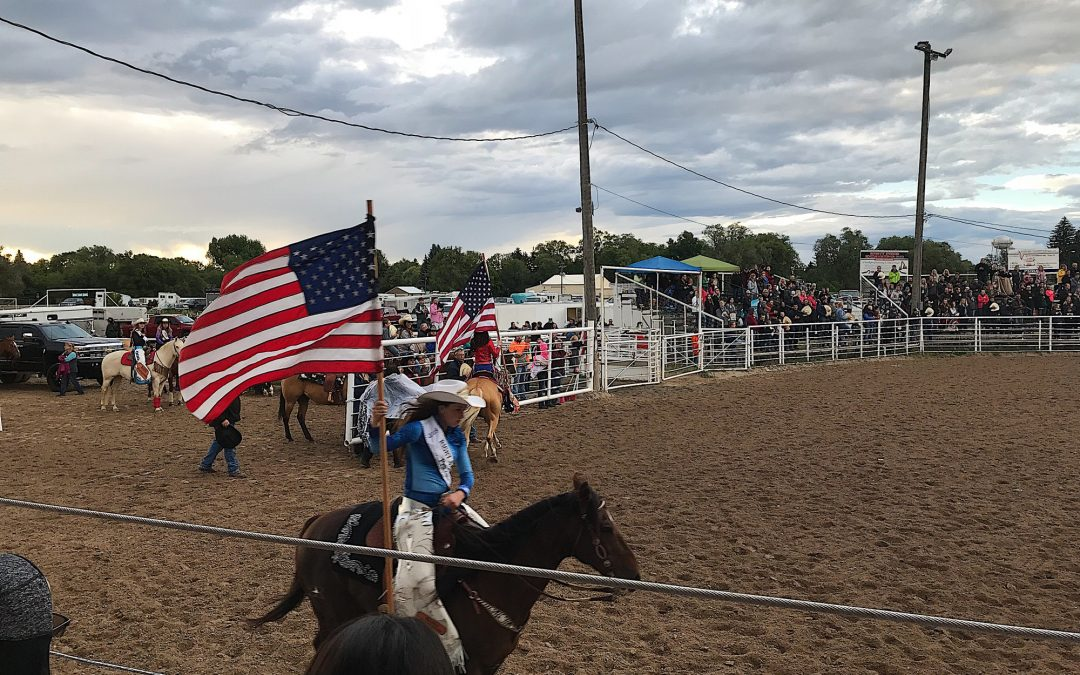 Rigby Stampede Days Rodeo