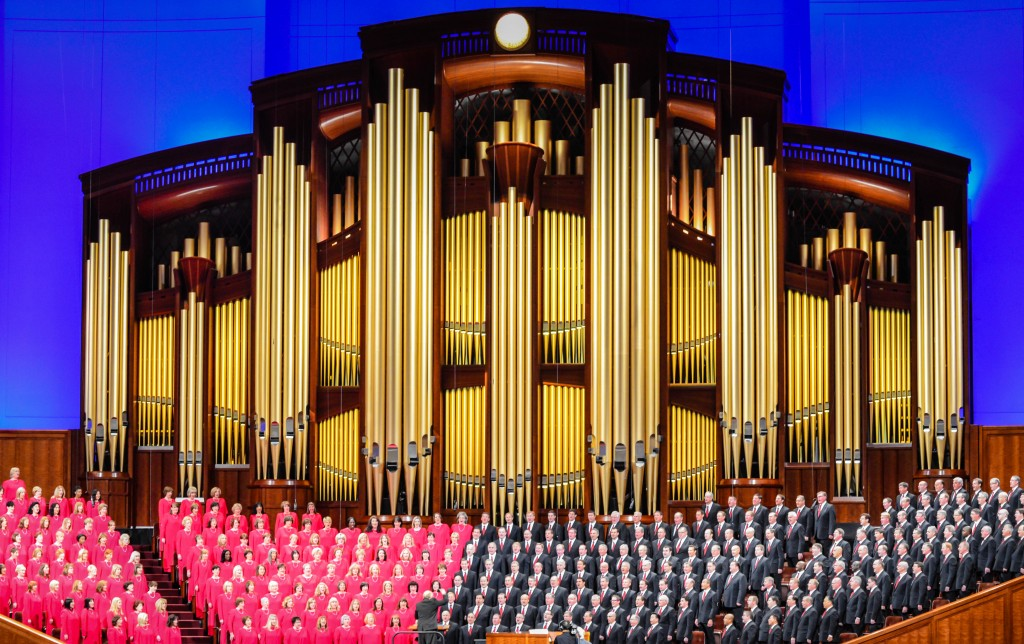 The Mormon Tabernacle Choir Changes Name