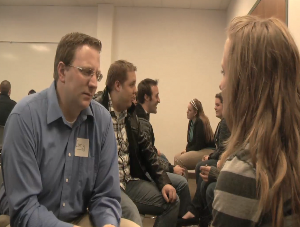 byui speed dating