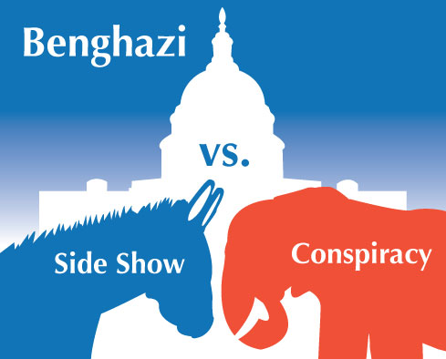 Blame should not be a game in Benghazi