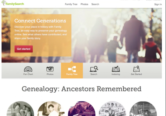 LDS Family history center makes agreement with Ancestry com