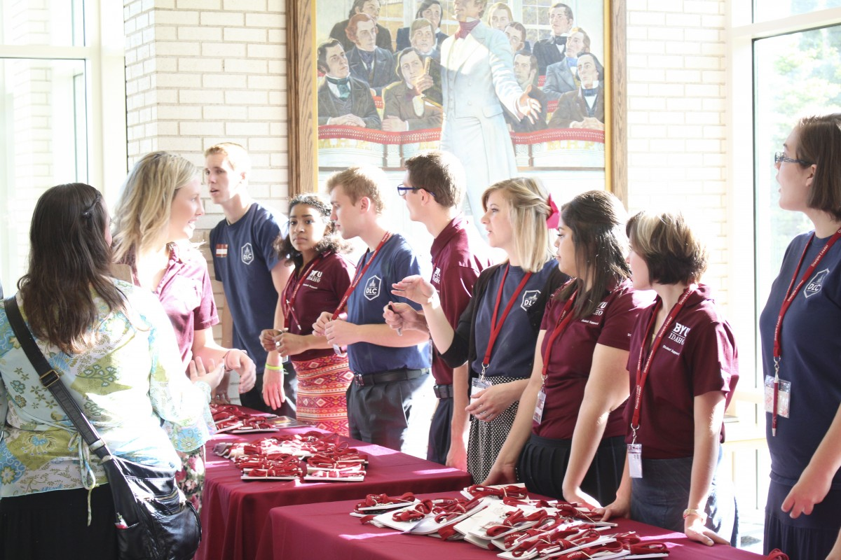 Conference challenges students to become disciple leaders