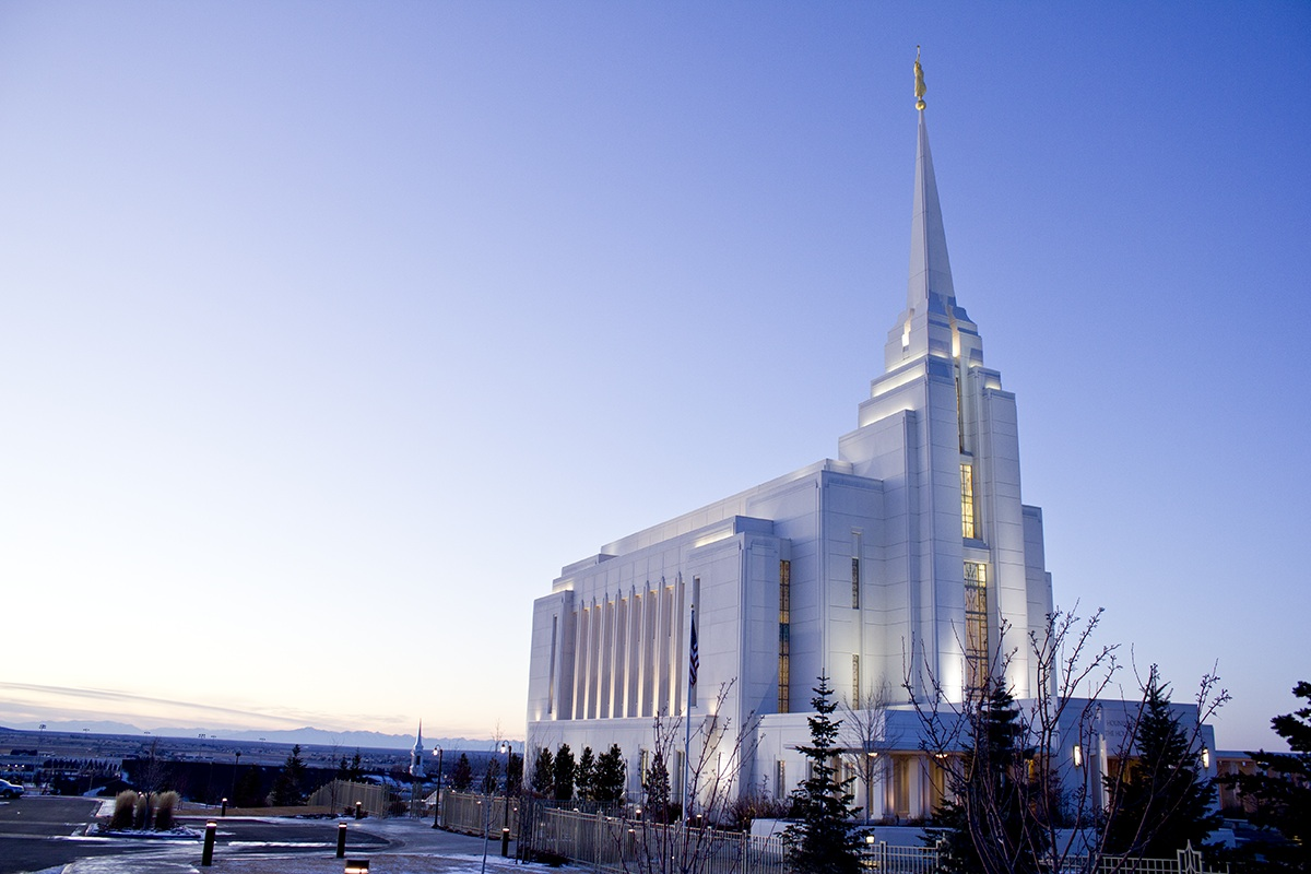 Rexburg Temple reopens after maintenance