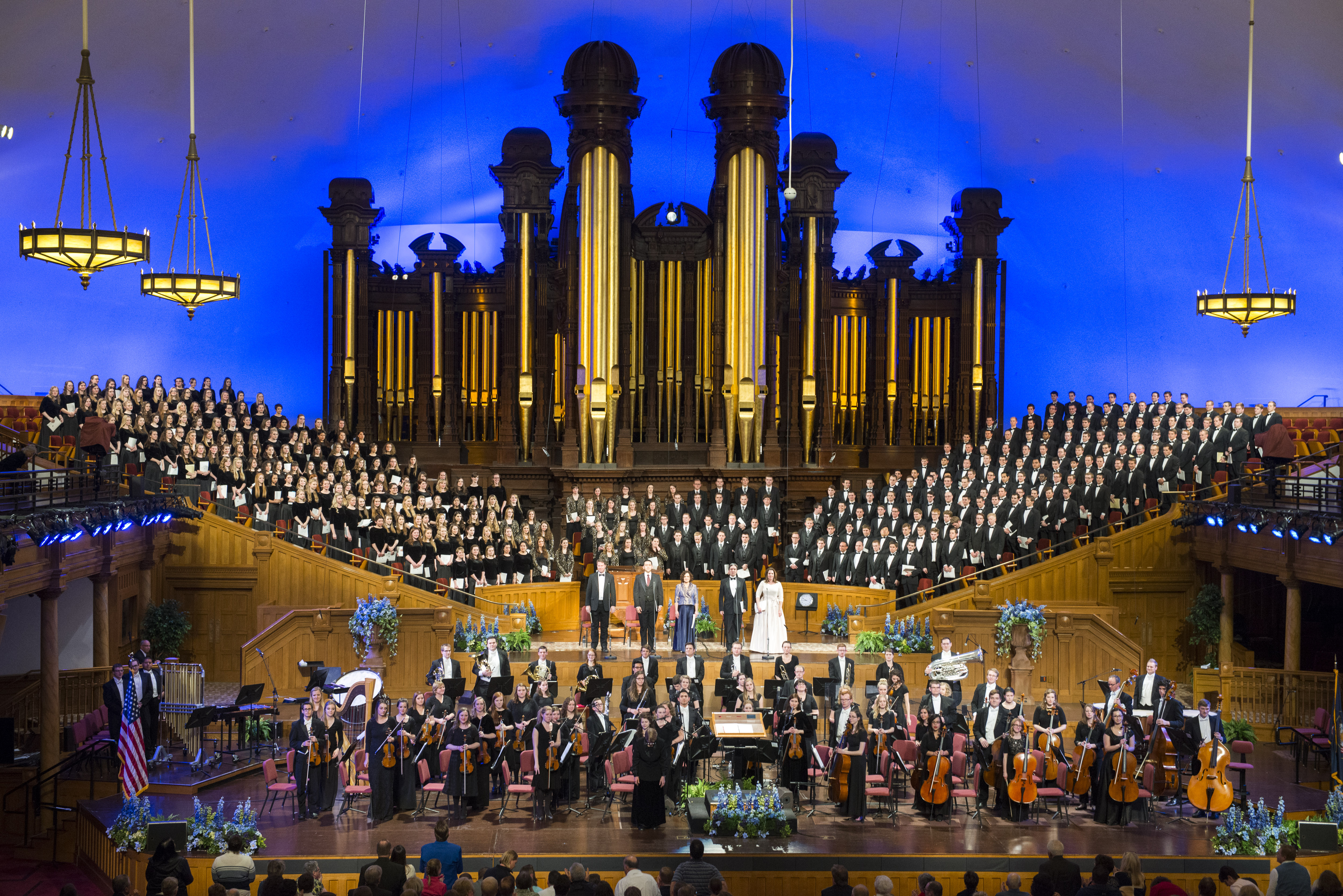 Join the contest to sing with Tabernacle Choir