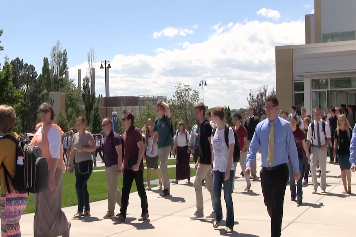 WATCH: The importance of honoring the dress code - BYU-I Scroll