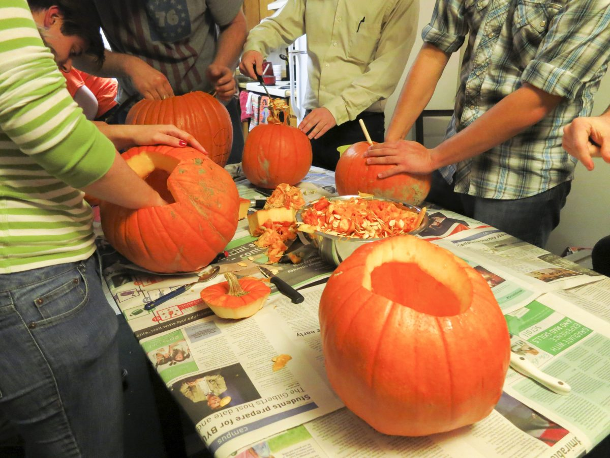 WATCH: Favorite fall FHE activities