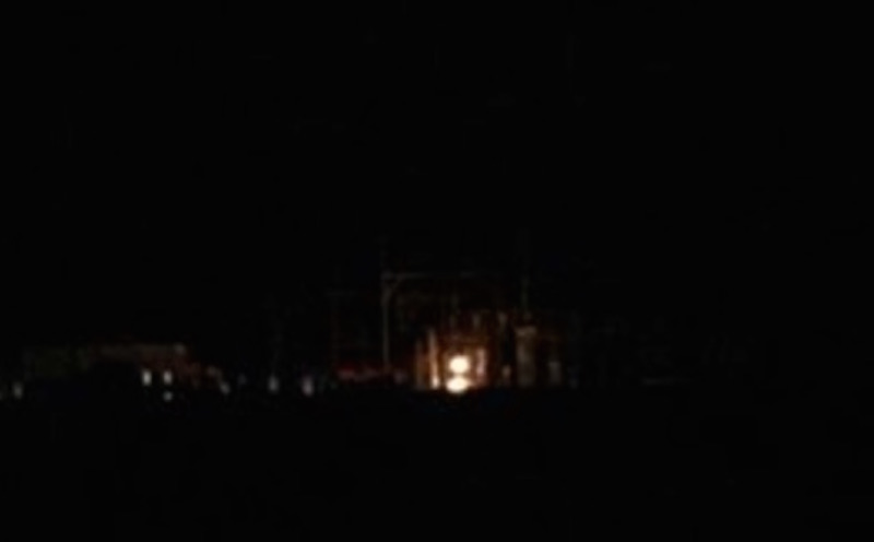 Thousands without power following substation fire