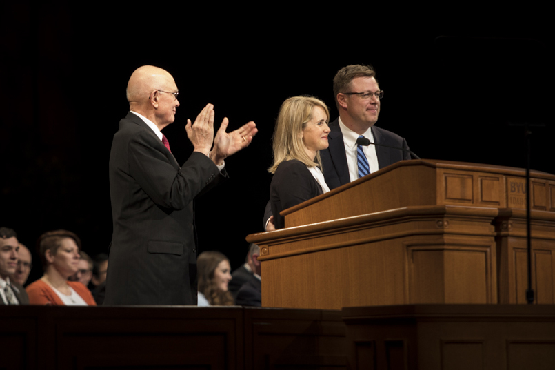 Clark G. Gilbert to be inaugurated as first BYU-Pathway President