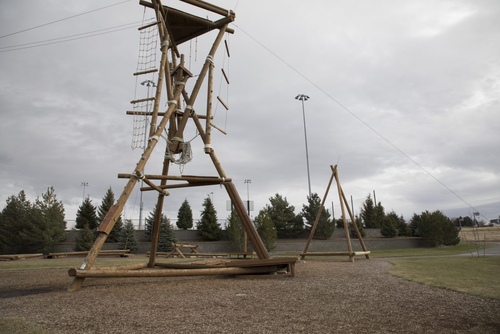 ropes course Archives - BYU-I Scroll