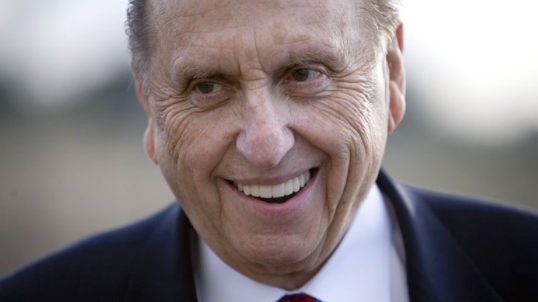 63 years of service: remembering President Monson