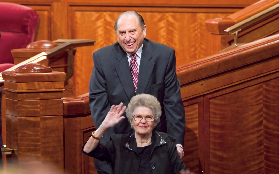 Funeral arrangements for President Monson announced