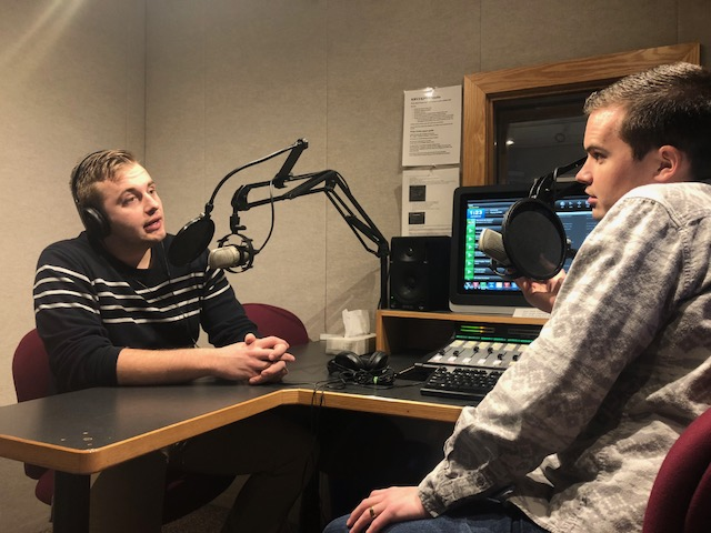 """The Spot"" radio program expresses student opinion"