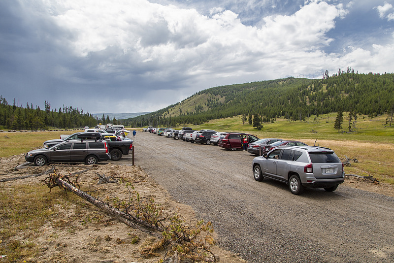 National park roads opening for spring