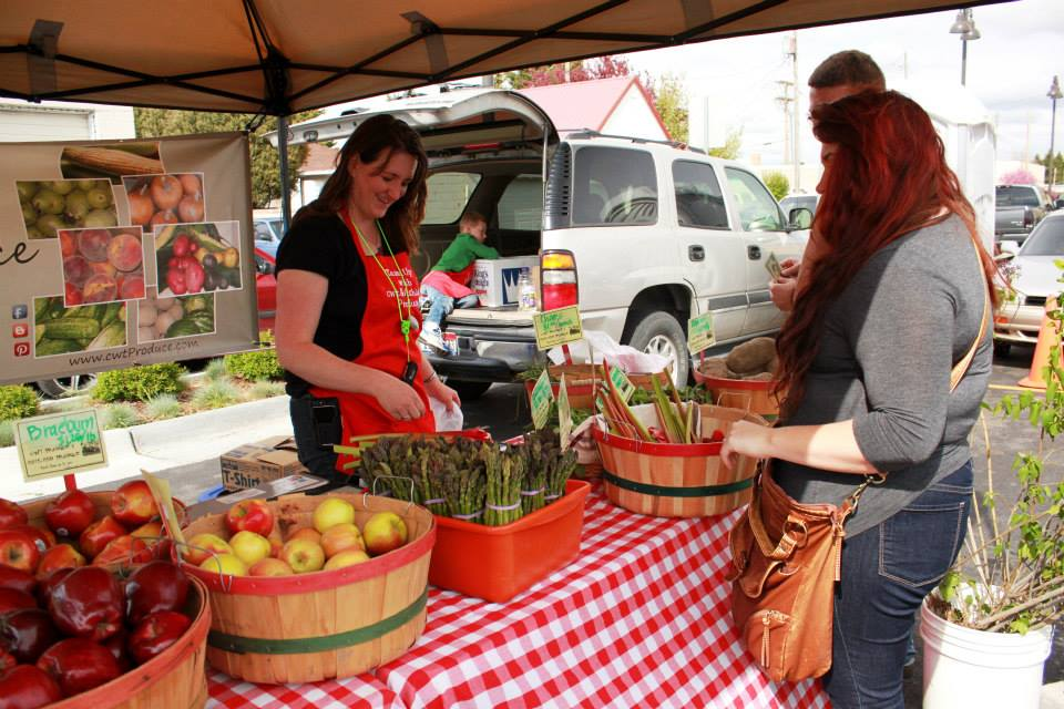 Rexburg Farmers Market arrives with warmer weather