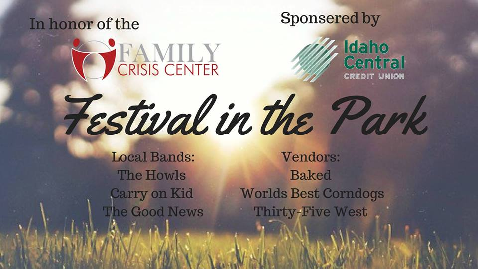 Rexburg Festival at the Park: Uniting the community