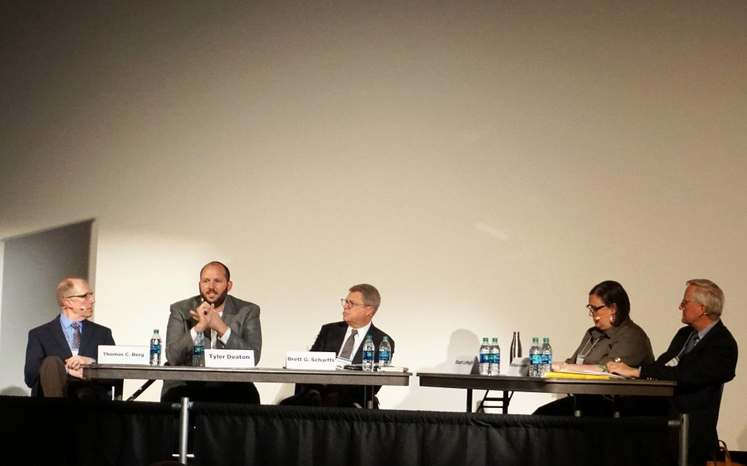 Panelists discuss LGBTQ issues and religious freedom