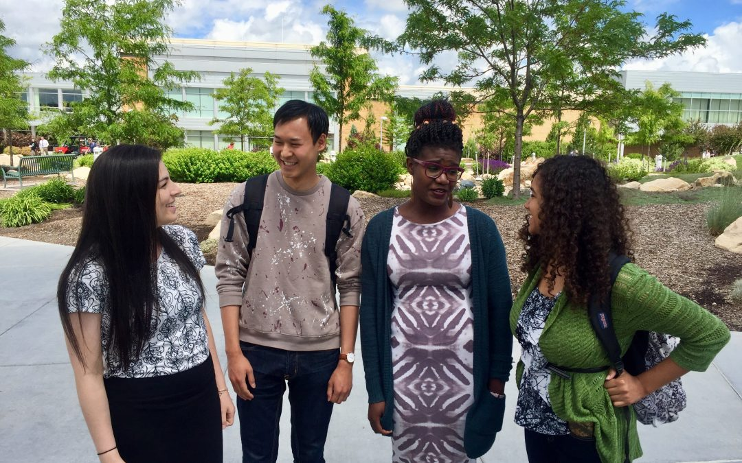 Letter to the editor: Being an international student can be challenging and delightful