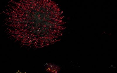 Freedom and fireworks