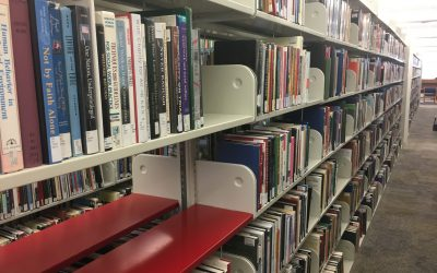 David O. Mckay Library is your new best friend